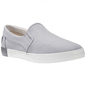 Newport BayCanvas Plain Toe Slip-On