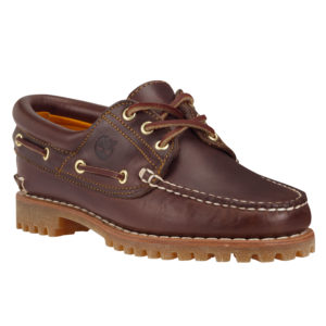 女鞋Timberland Heritage Noreen 3-Eye Handsewn Boat Shoes