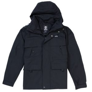 男裝拼色夹克