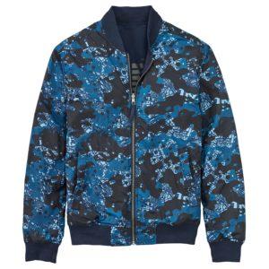 男裝MT KELSEY MA-1 两面穿迷彩飞行夹克