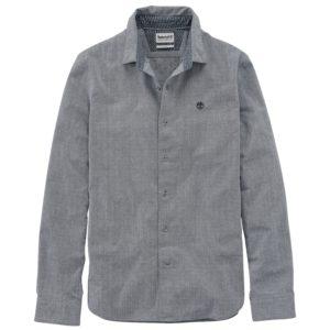 男裝TIOGA RIVER TEXTURE织纹修身长袖衬衫