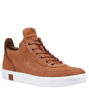 男鞋Amherst High Top Chukka