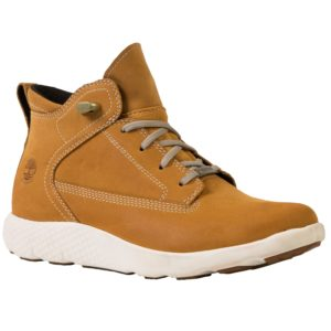女鞋FlyRoam Waterproof Leather Chukka