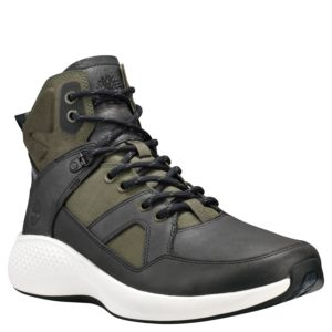 男鞋FlyRoam™ Leather Hiker Boots