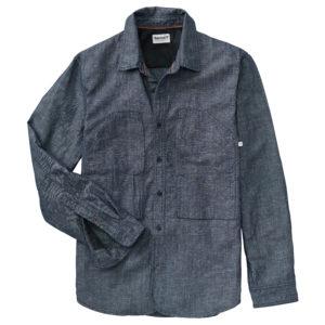 男裝AF LS MUMFORD RIVER 青年布功能性長袖襯衫