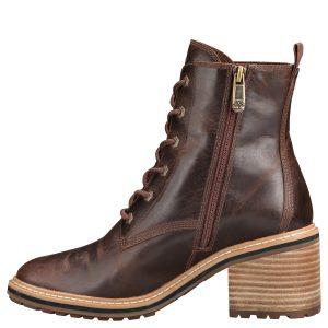 女鞋Sienna High Lace-Up Waterproof Boot