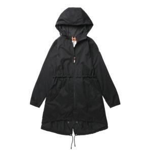 女裝Travel Light 可收纳防紫外线轻质长款派克大衣