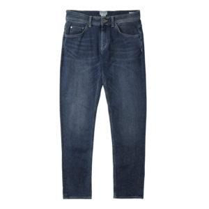 男裝AF Tacoma Lake 厚斜纹弹力牛仔裤