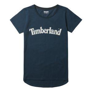 女裝Modern Outdoor 金属光泽Logo经典短袖T恤