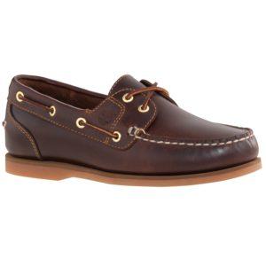 女鞋Classic 2-Eye Boat Shoes