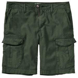 男裝WEBSTER LAKE 织纹弹力工装短裤