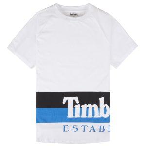 男裝品牌标识图案短袖T恤衫