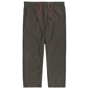男裝ASIAN VERSION再生聚酯纤维/有 机棉长裤