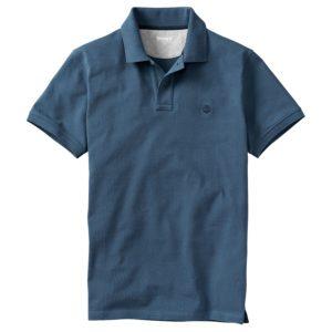 男裝MILLERS RIVER单珠地标准剪裁 短袖POLO衫