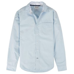 男裝STILL RIVER COOLMAX®防紫 外线素色/条纹修身长袖衬衫