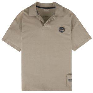 男裝90年代风格改良款撞色设计抗菌 短袖POLO衫