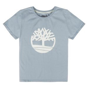 女裝经典树标T恤衫
