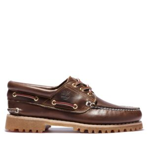Timberland®Authentic Handsewn Boat Shoe