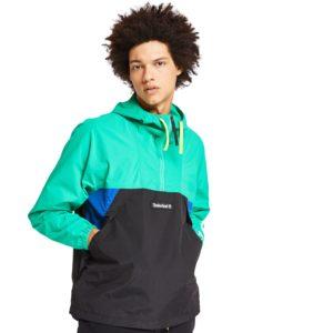 防風套頭夾克