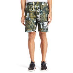 野外迷彩短裤
