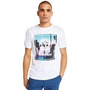短袖KENNEBEC RIVER海滩T恤