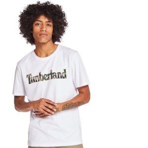 短袖KENNEBEC RIVER 迷彩線型LOGO T恤