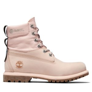 Timberland® Premium Waterproof Fabric and Leather Boot