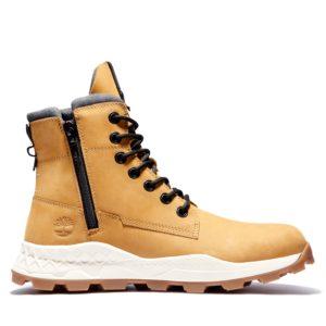 Brooklyn Side Zip Boot