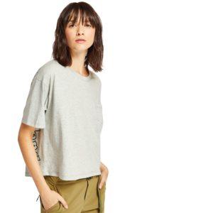 背部燙金印花短袖T恤