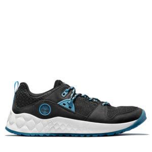 Women's GreenStride™ Solar Wave Leather/Fabric Low Hiker Sneakers