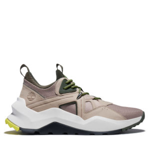 Men's Madbury Leather/Fabric Sneakers