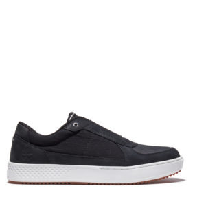 Men's CityRoam™ Leather/Fabric Slip-Ons